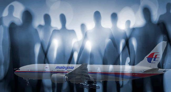secuestro extraterrestres malaysia airlines